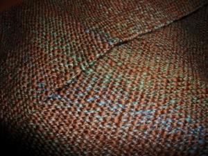 mossy weaving