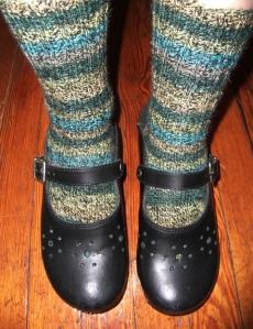 Socks - first