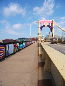 Knit the Bridge 1