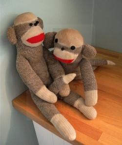 monkey-suck