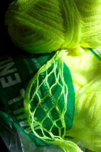 mesh yarn