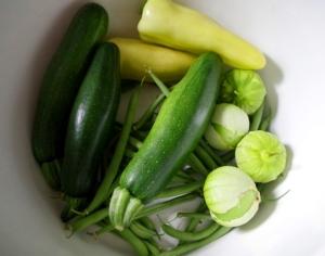 garden-green stuff