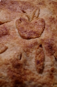 pie-apple detail