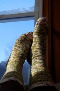 blizzard-sock inside