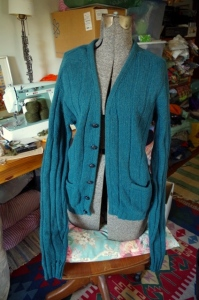 tealcardigan-before