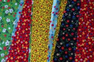 1970s cut fabric