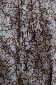 1970s dress detail