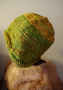 handspun cloche profile