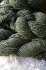 harvest olive yarn
